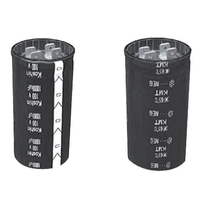 Capacitor Aluminium Electrolytic Capacitor Snap In Type