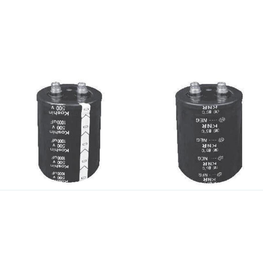 Capacitor Aluminium Electrolytic Capacitor Snap In Type